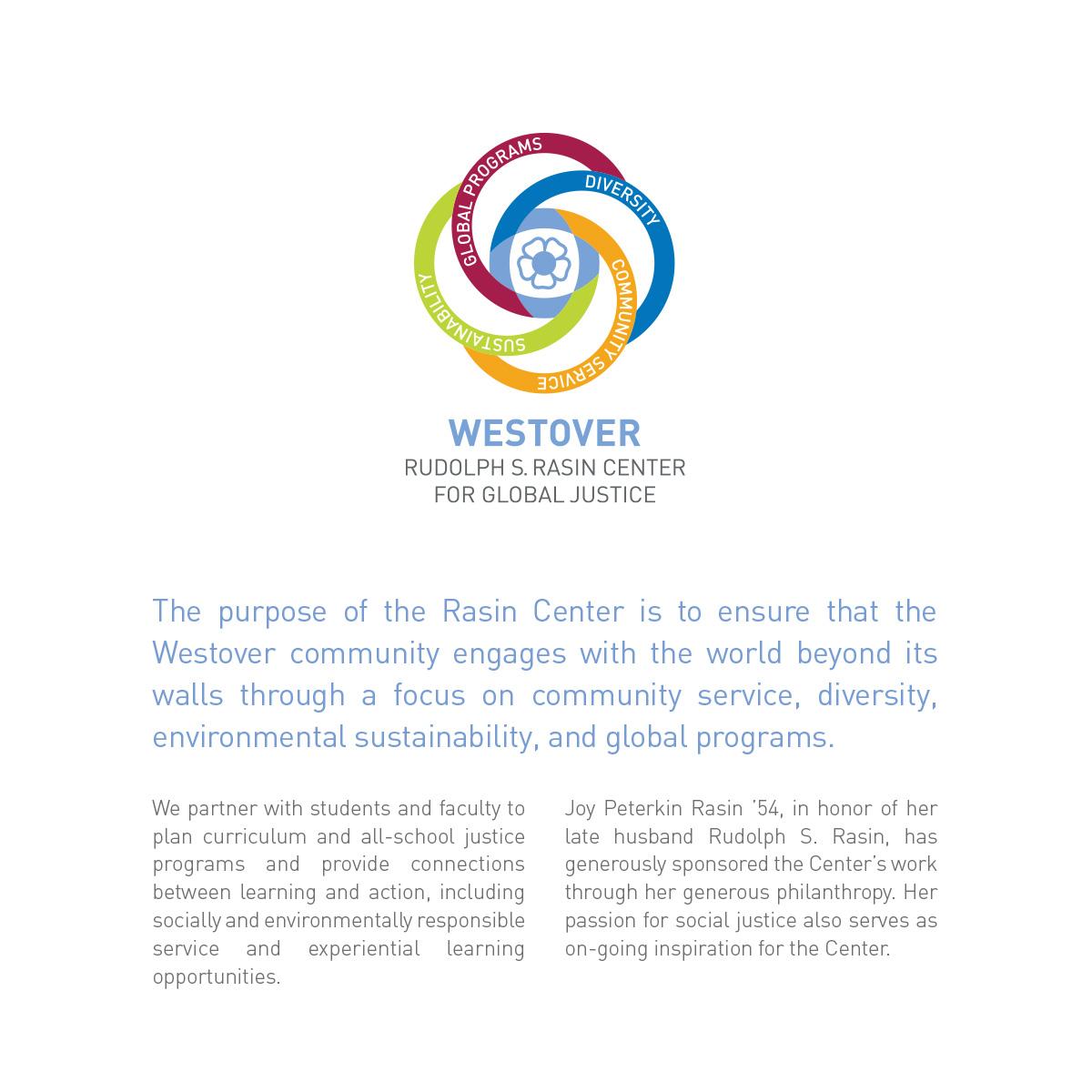 Westover Rasin Center Brochure