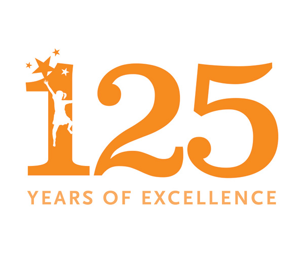 Blythedale Children's Hospital 125 Logo
