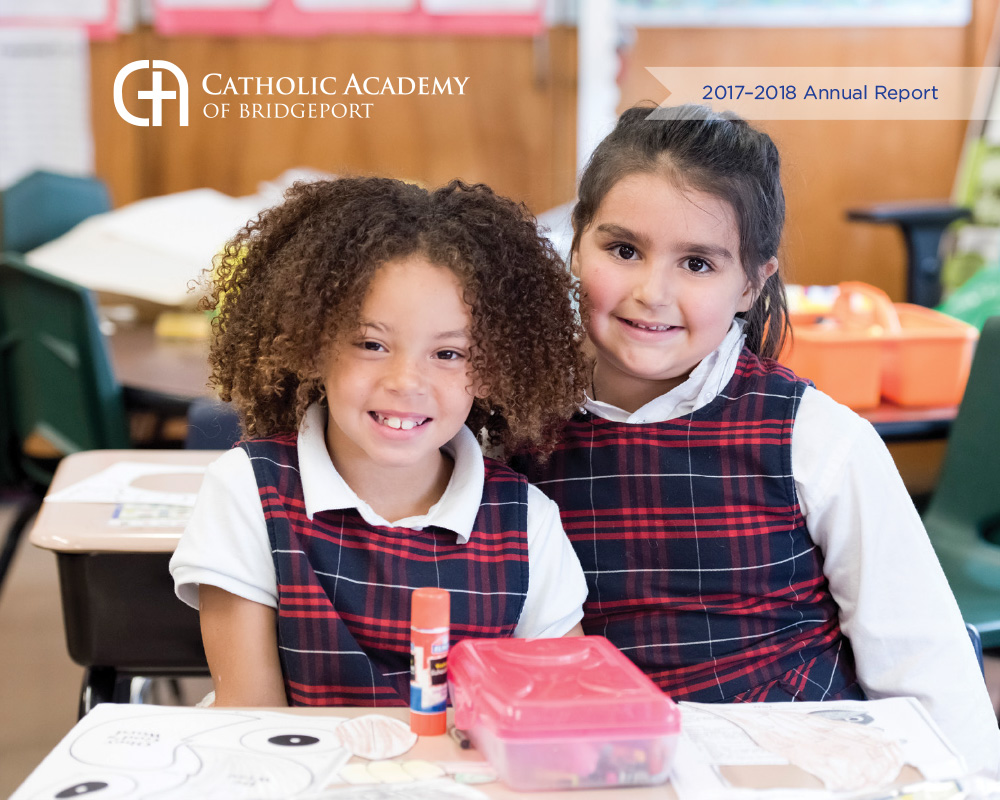 Catholic Academy of Bridgeport Annual Report 2018