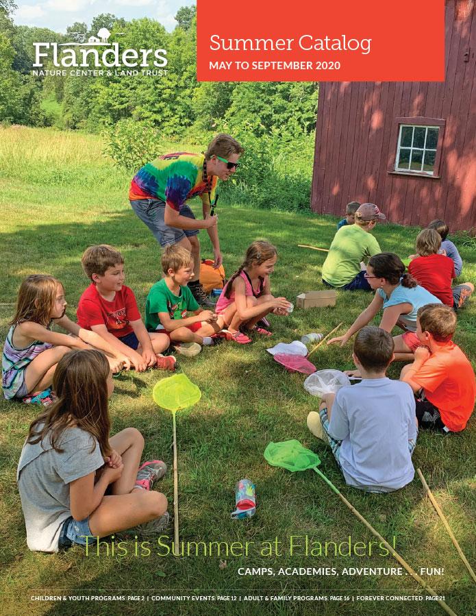 Flanders Nature Center Summer Catalog