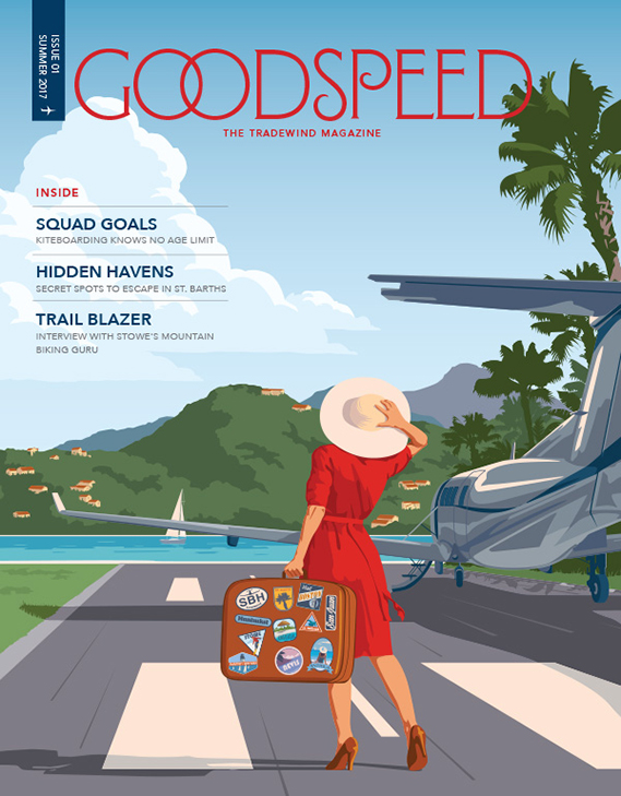 Tradewind Aviation Goodspeed Magazine 1