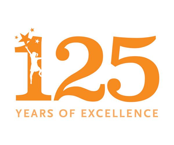 Blythedale Children's Hospital 125 Logo