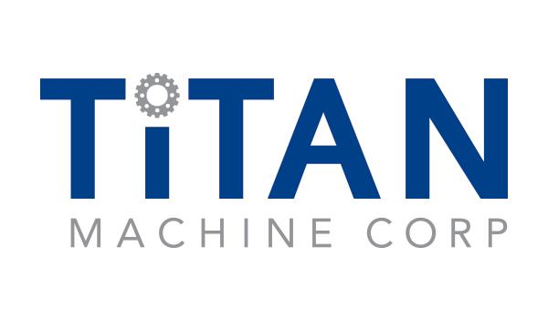 Titan Machine Logo