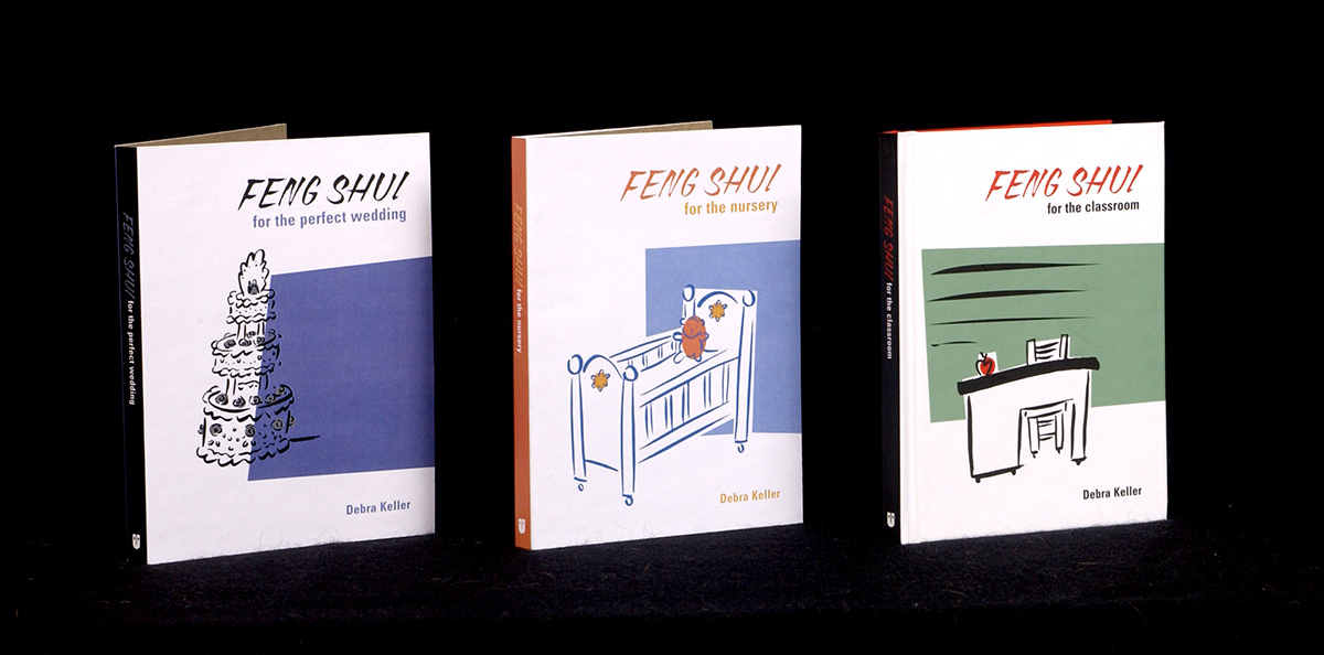 Ariel Books Feng Shui series