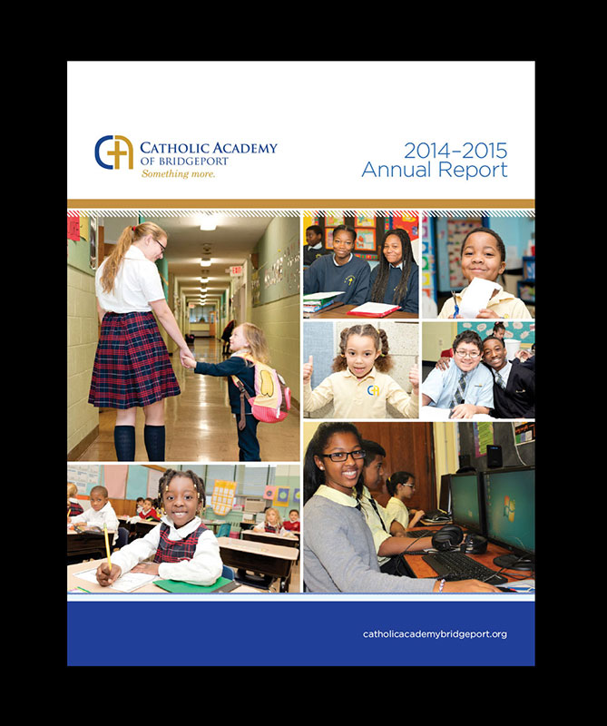 Catholic Academy of Bridgeport Annual Report 2015