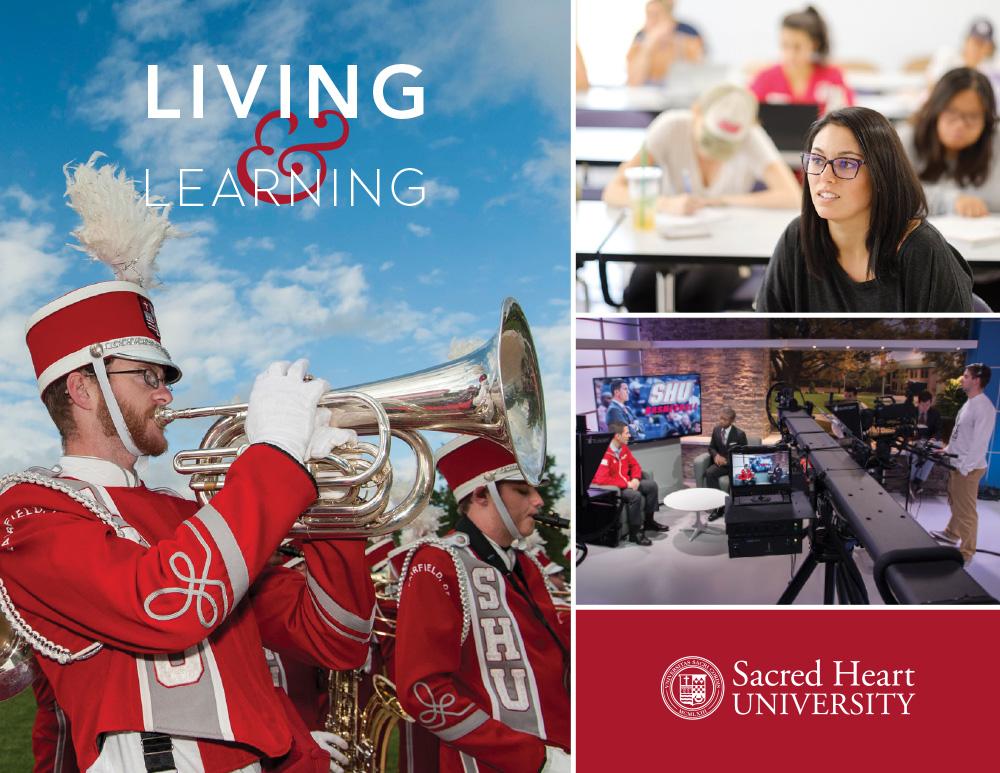 SHU Living & Learning brochure