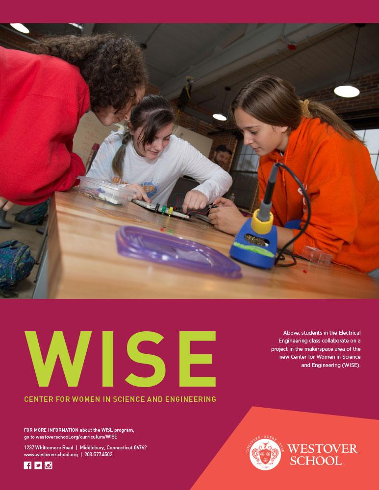 Westover WISE Center Brochure
