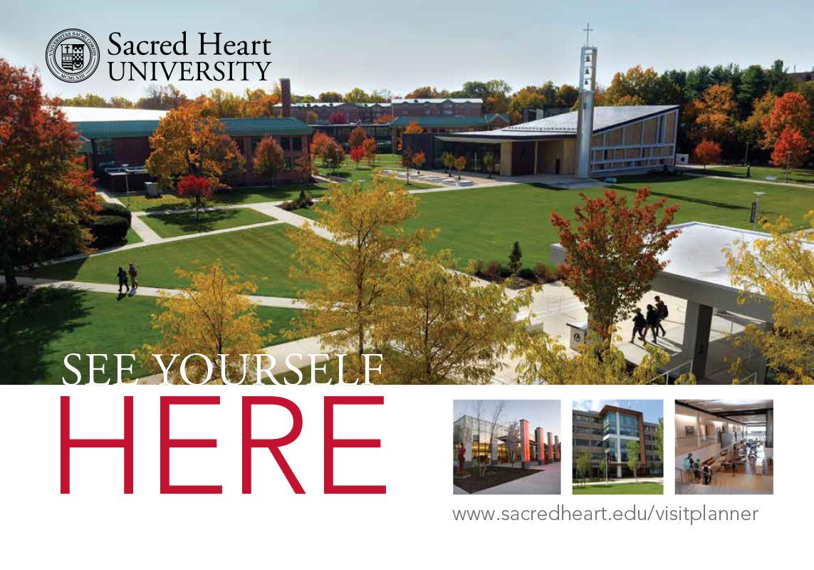 SHU Campus Visit Piece